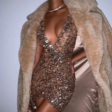 The Sexiest Sequin Dresses For Your Post-Lockdown WOW Moment