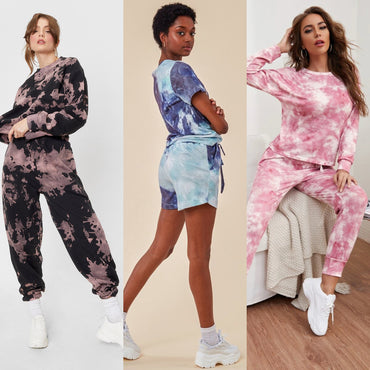 The Best Tie Dye Loungewear Sets You'll Ever Find