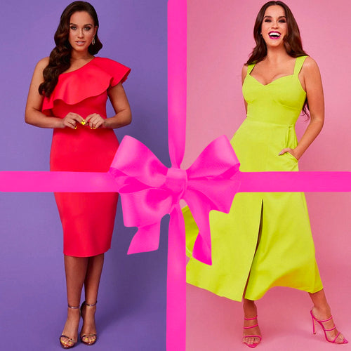 Slip Into Festive Season With Vicky Pattison's Dreamy Collection