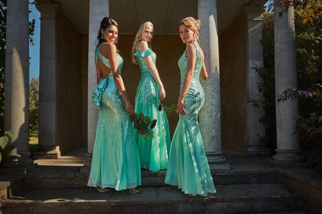 mint green maxi dresses