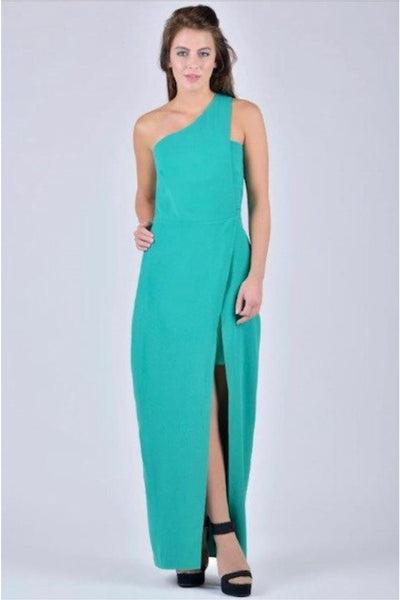 CLOVES & LACE MARIAM DRESS EMERALD