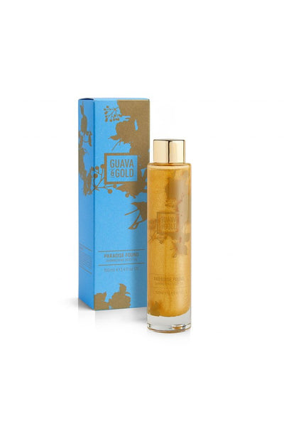 GUAVA & GOLD PARADISE FOUND SHIMMERING BODY OIL