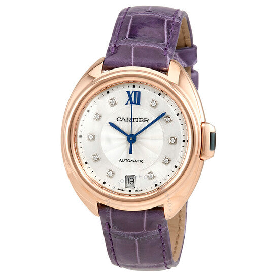 Cle Automatic Ladies Watch by Cartier