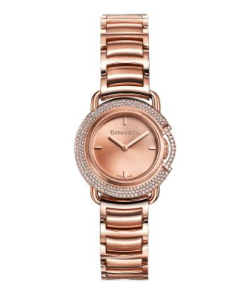 Limited Edition 25 mm Round Watch by Tiffany & Co
