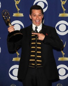 John Cryer: Best Supporting Actor for Two And A Half Men