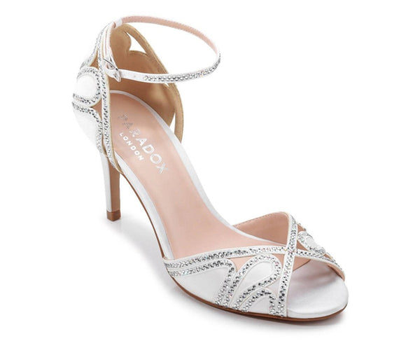 Ankle Strap Wedding SHoes