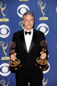 Jon Stewart: Best Variety, Music or Comedy Series for The Daily Show with John Stewart