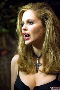 Vamp Pam of True Blood