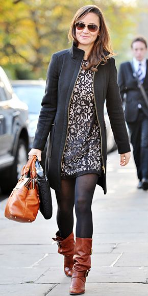 Pippa Middleton Boots