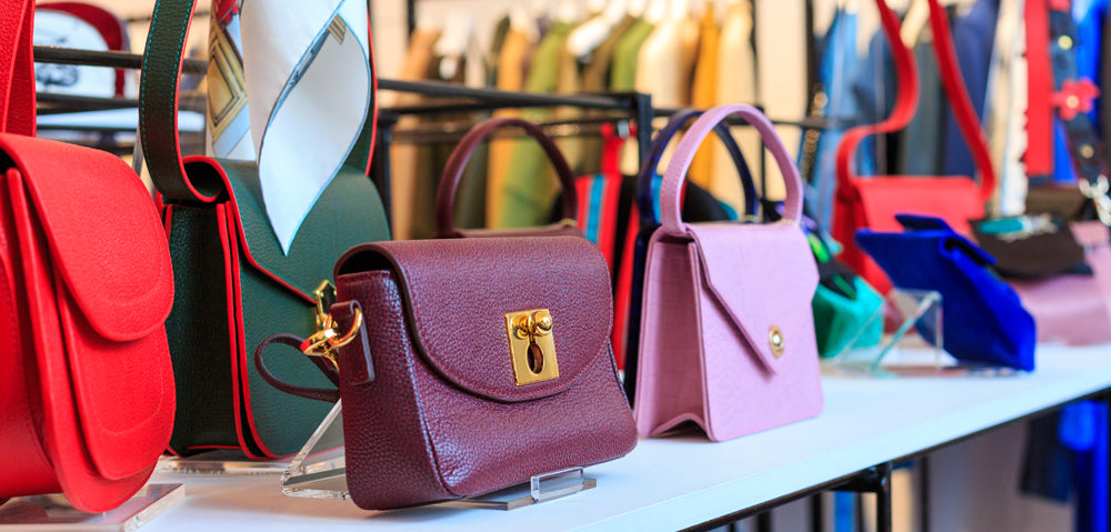 What colour handbag for this Summer?