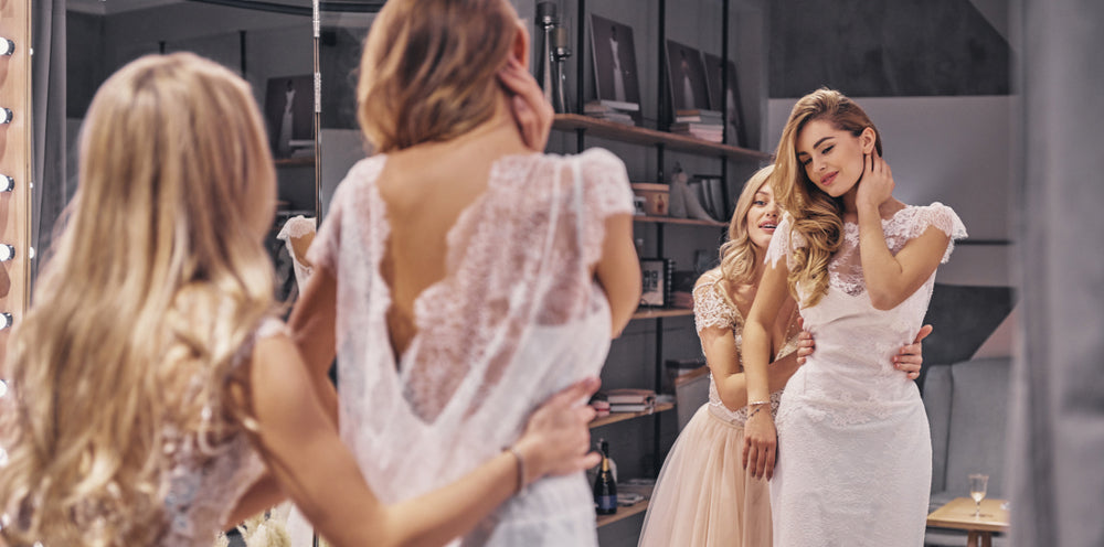 Which Wedding Dress Suits by Body Type?