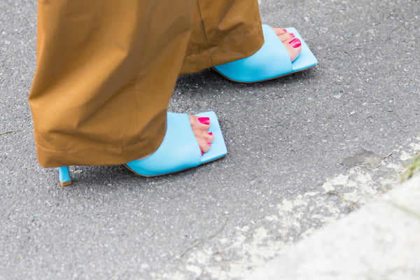 Square Toe Shoes are Out of Fashion!