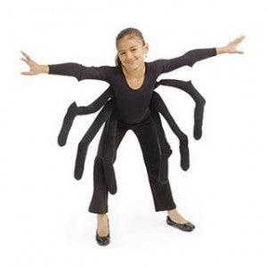 Easy Spider Costume