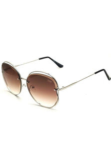 Storm 'DEIPYLE' OVERSIZED METAL SUNGLASSES