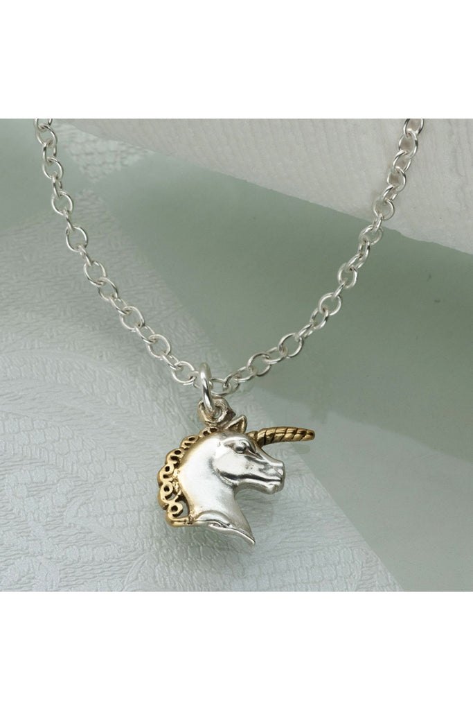 Simon Kemp Jewellers Unicorn Head Pendant