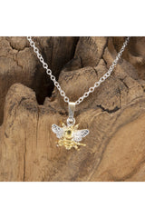Simon Kemp Jewellers Small Bee Pendant