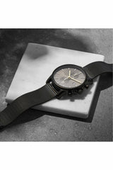 Tayroc Black and Gold Watch | TXM134