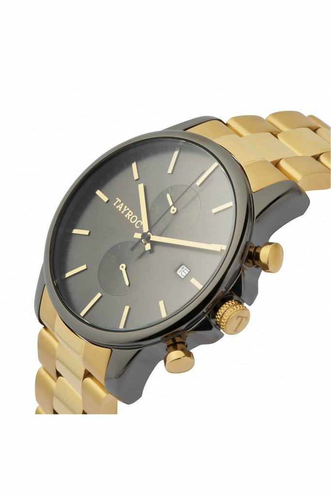 Tayroc Gold and Black Watch | Brave