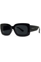 RubyRocks 'Laura Abby' Sunglasses In Black