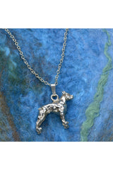 Simon Kemp Jewellers Boxer Dog Pendant