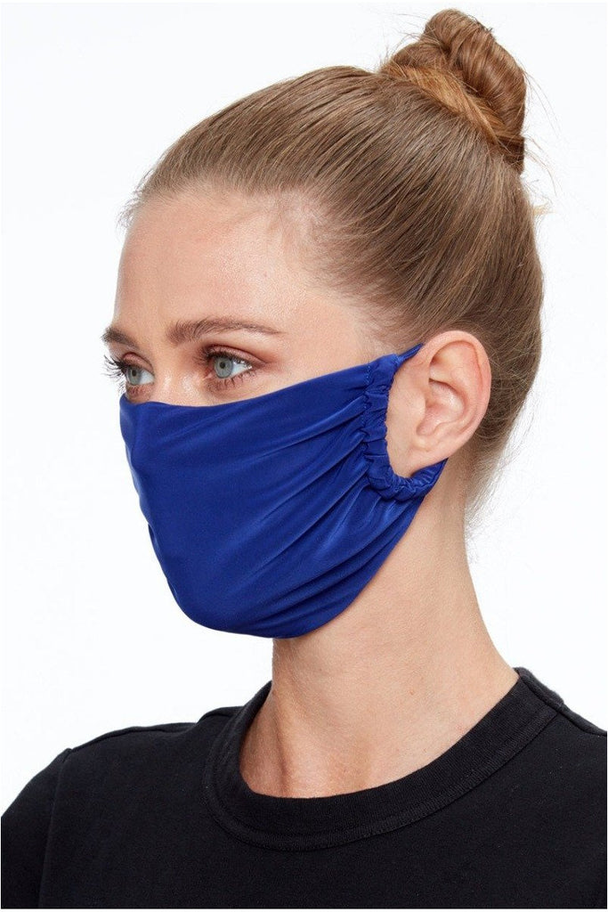 Fashion Face Mask - Royalblue