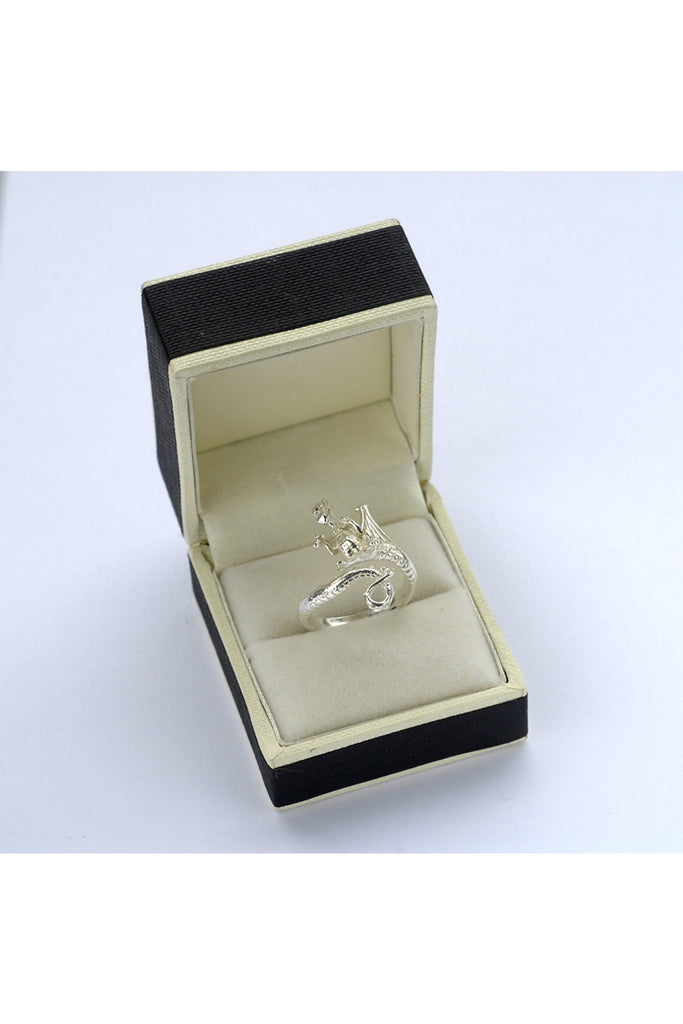 Simon Kemp Jewellers Dragon Ring