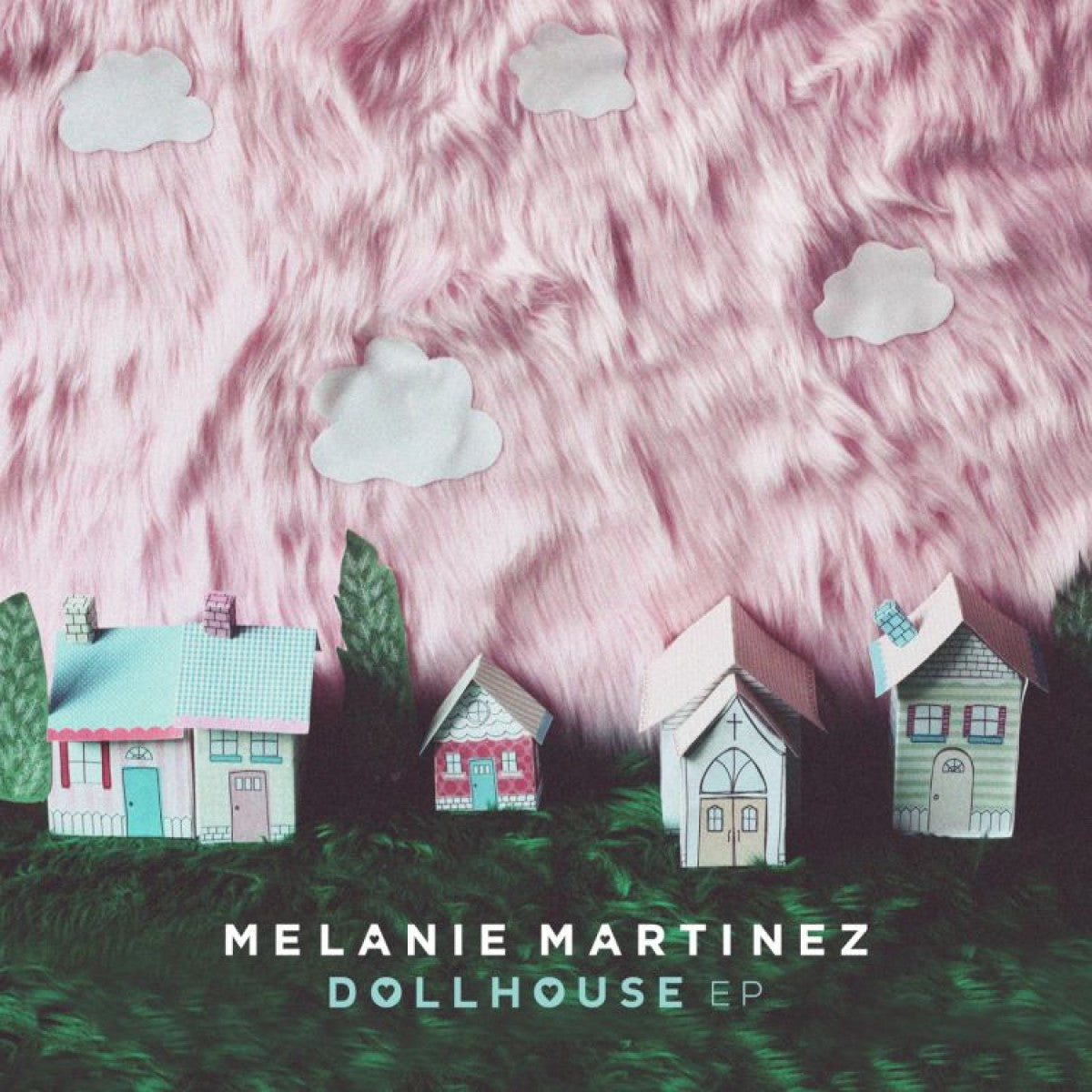 Melanie Martinez Dollhouse (CD EP)