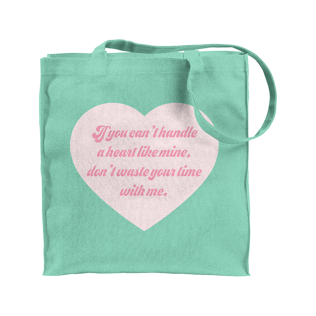 Handle Heart Tote