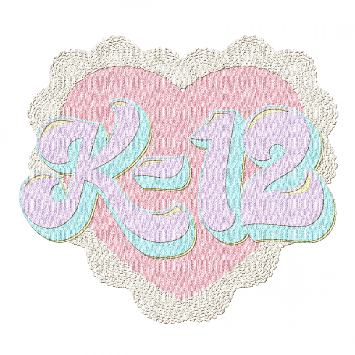 Melanie Martinez K12 Patch