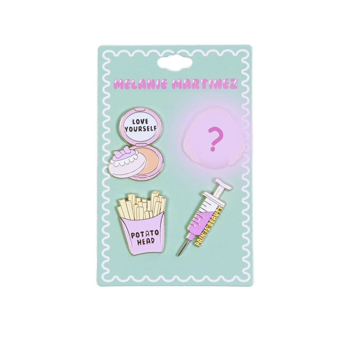 Melanie Martinez Mrs. Pin Pack