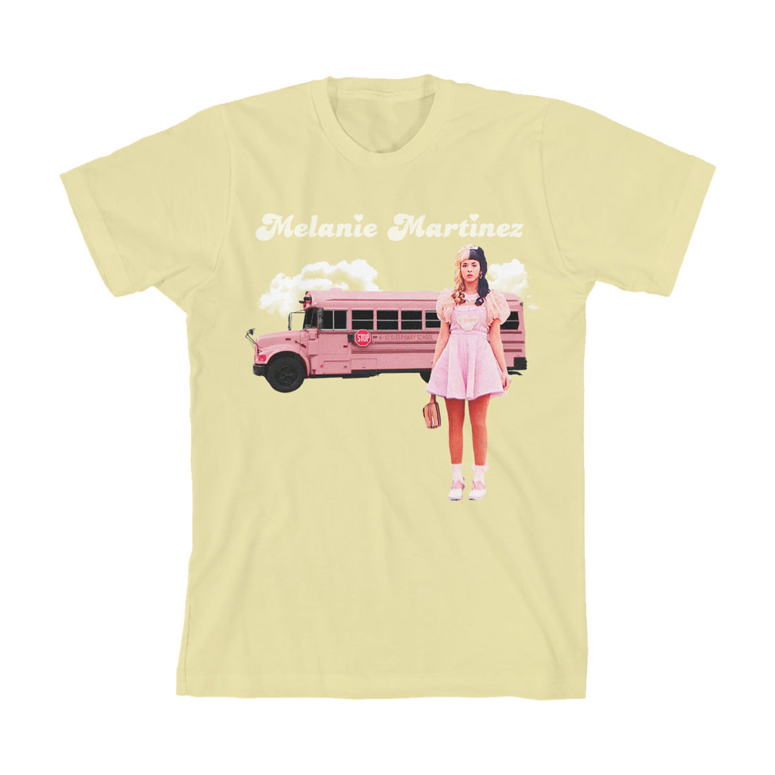 Pink Bus Buds T-Shirt