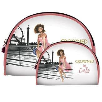 Crowned in Curls Cosmetic Duo - Set of 2