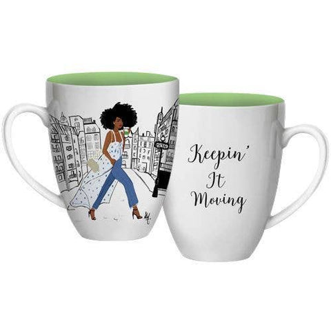 Keepin' It Moving Mug