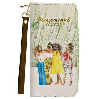 Phenomenal Women 2 Wallet