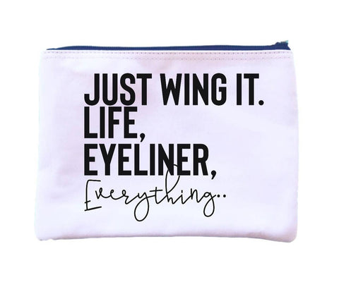Just Wing It Pouch