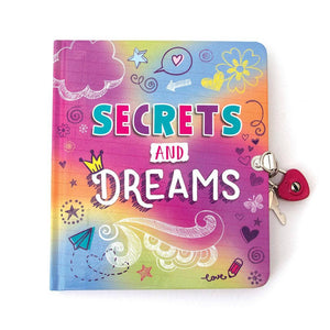 Secrets & Dreams Invisible Ink Diary