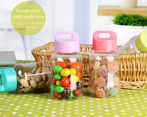6oz kids small water/food bottle