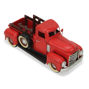 1950's Red Truck