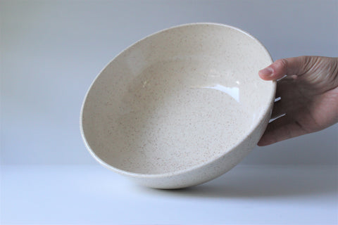 """Jaw Pottery"" Pottery-sandstone serving bowl"