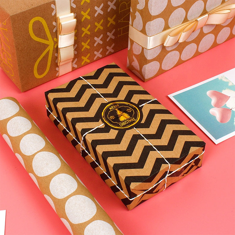 50*70 CM Kraft Gift Wrapping Paper