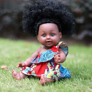 12 inch African American doll