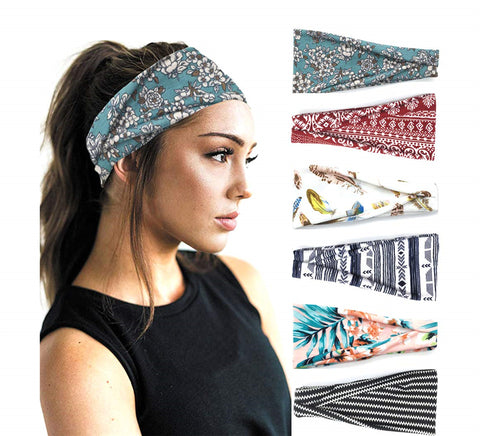 Women's Printed Headband