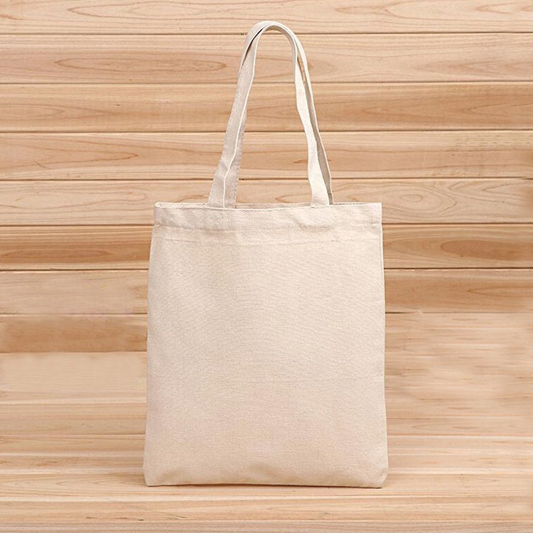 Raw white Eco-friendly cotton tote