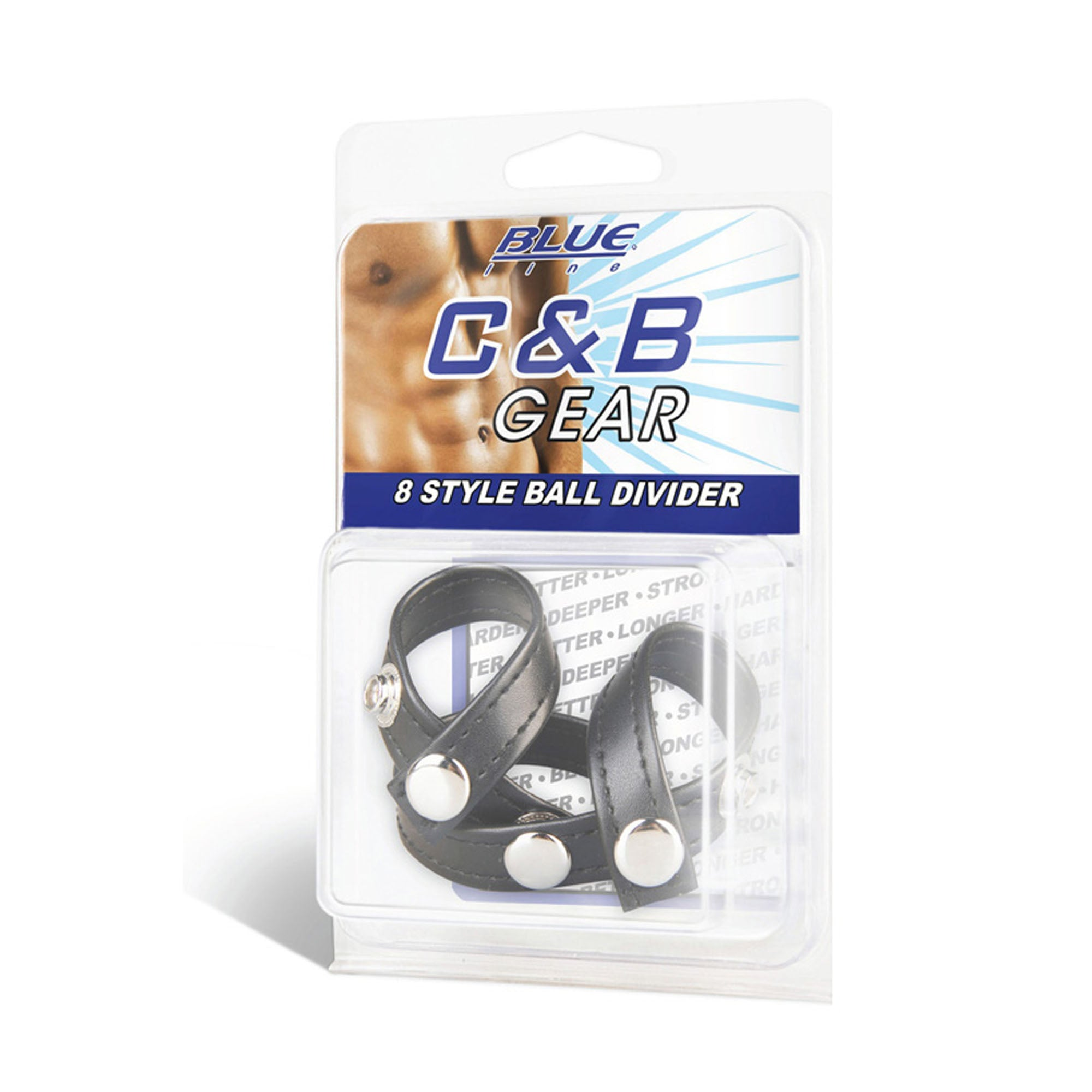 Blue Line Men 8 Style Ball Divider