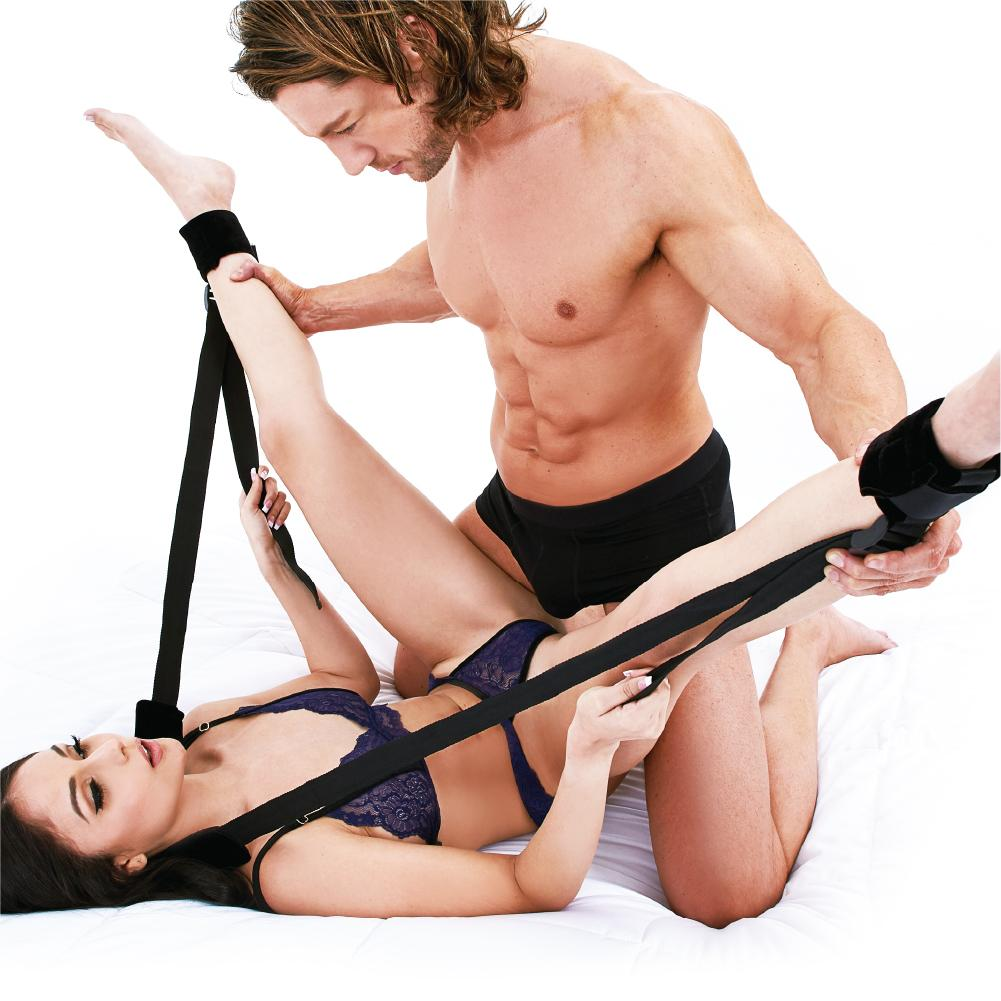 Lux Fetish Position Pal Bondage Accessory