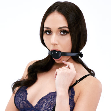 Lux Fetish Silicone Ball Gag