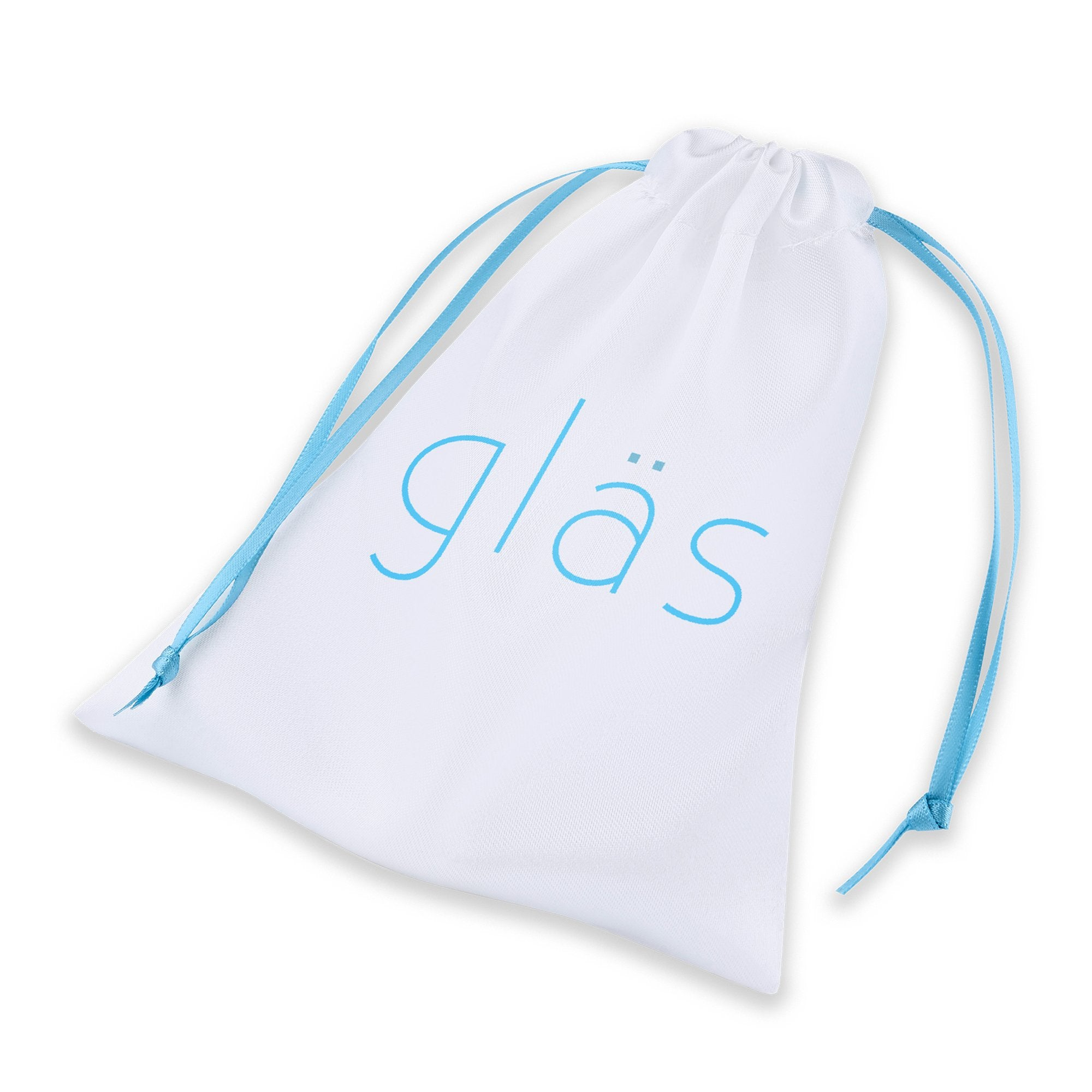 Storage Pouch of the Gläs Pacifier Glass Butt Plug