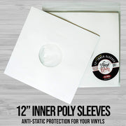Polylined Paper Inner Sleeves
