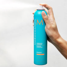 Load image into Gallery viewer, Moroccanoil Luminous Hairspray Strong Finish
