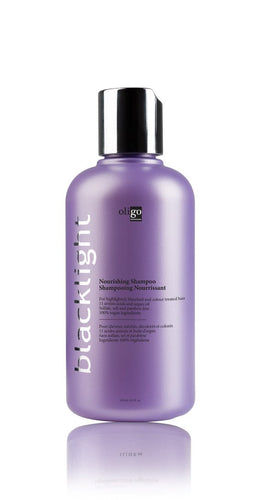 Oligo Blacklight Nourishing Shampoo